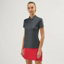 Womens NIKE GOLF DRY Polo Top  Dri Fit Size Small 884859-021