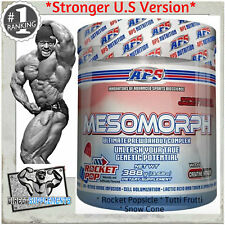 APS MESOMORPH | V3 | U.S VERSION | SUPER STRONG PRE WORKOUT | MESOMORPH