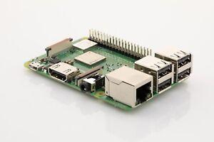Raspberry PI 3 B+ B PLUS 64 Bit Quad Core 1GB WIFI Motherboard Computer NEW 2018