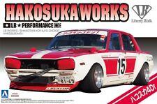 Aoshima 051269 - 1/24 Nissan Hakosuka Works  - Neu