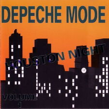 Depeche Mode Houston Night Vol. 1 (Everything Counts, Master And Servant)