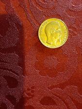 20 Franc Or Louis Napoléon Bonaparte 1852