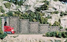 Woodland Scenics N Scale Culverts & Retaining Walls - Multi Listing