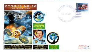 2021 Northrup Grumman NG-16 Cygnus Launch Wallops Island 10 August Lollini