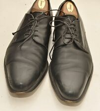 SUPERB DOLCE & GABBANA LACE UPS SHOES SIZE 9 EURO 43 BLACK