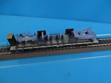 Marklin 48001 MUSEUM car 2001  Württemberg four axled flat car with load