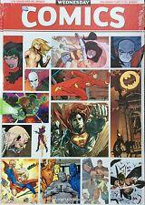 WEDNESDAY COMICS-Ed.DeAGOSTINI-fumetti