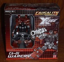 Fansproject Warcry G1 Growl Homage CA-01 Crossfire Causality MIB