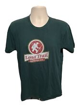 Long Trail Brewing Company Adult Large Green Tshirt