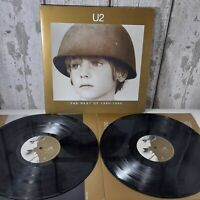 U2 The Best Of 1980-1990 Vinyl LP Record Album 1st Pressing 1998 U211/524 613-1