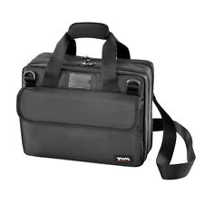 TWM Compact IPSC Range Bag with Quad Magazine Holder (Black) 32x13x25cm
