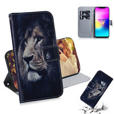 Cool Lion Wallet Multi-function Leather cover Case skin for various phone