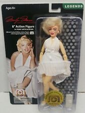 "Mego Legends Marilyn Monroe 8"" Action Figure 14 Points of Articulation"