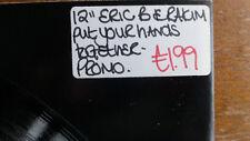 """ERIK B. & RAKIM. Put Your Hands Together. 1988. 12"""" DJ PROMO."""