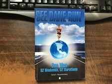 See Dane Run Signed by Dane Rauschenberg 1st Trade Paperback 2008