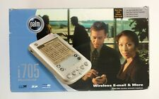 Palm i705 Handheld Personal Digital Assistant Wireless E-mail Keyboard Manual