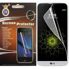 For LG Grace LTE Clear LCD Screen Protector Guard with Fabric Cleaning Cloth
