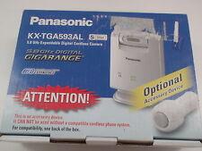 PANASONIC KX-TGA593ALS 5.8GHZ DIGITAL CORDLESS CAMERA FOR KX-TG5976
