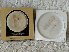 Precious Moments The Lord Bless You And Keep You Collector Plate