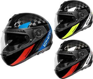 Schuberth C4 pro Carbon Avio Flip up Helmet Motorcycle Helmet