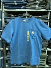 Carhartt K87 Pocket T Shirt Short Sleeve Workwear Heavyweight Knit Cotton NWT