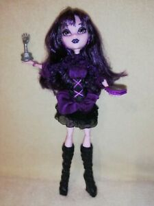 Monster High ElissaBat - Frights Camera Action. A COMPLETE GHOUL, NOTHING LOST!