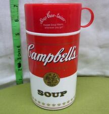 Campbell Soup Company thermos Can-Tainer lunch M'm M'm Good Nwt
