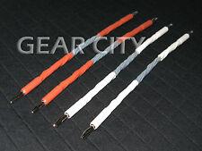 ckc10 Bi-Wire Speaker Jumper Cable Silver 8 Multi-Core Banana Spade Plug HiFi