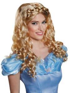 Disney Cinderella Movie Adult Wig