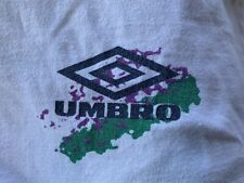 Umbro tshirt. Soccer Size Large Shirt. Could Be Unisex Vintage. No Stains