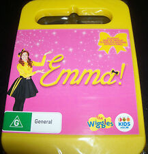 The Wiggles Emma (Australia Region 4) Kids ABC DVD - NEW SEALED
