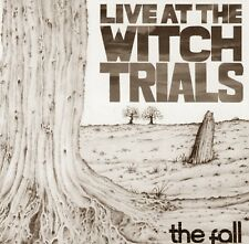 THE FALL Live At The Witch Trials TURNING POINT RECORDS Sealed 180 Gram Vinyl LP