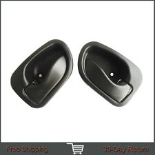 Fit Hyundai Accent Interior Inside Inner Left Right Side Door Handle 95-99 2Pcs