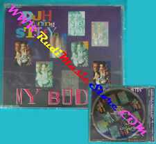 CD Singolo DJH Featuring Stefy My Body WWC 1006 SIGILLATO no mc*lp*vhs*dvd(S27*)