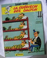Lucky Luke La guerison des Dalton 1977