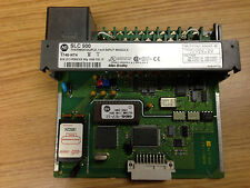ALLEN BRADLEY SLC 500 Thermocouple / mV Input Module 1746-NT4 Series B