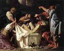 Schedoni Bartolomeo The Deposition A4 Print