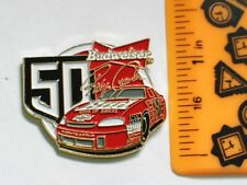 Ricky Craven Pin  # 50 Budweiser King of Beers Monte Carlo Lapel Racing Pin