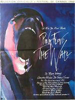 Affiche 40x60cm PINK FLOYD - THE WALL 1982 Alan Parker - Bob Geldof, Laurenson