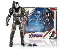 """Avengers: Endgame Marvel War machine 7"""" Action Figure Toys"""