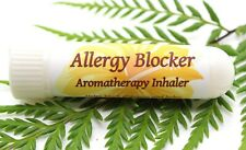 Allergy Blocker Aromatherapy Nasal Inhaler, Natural Allergy Relief