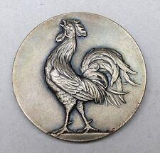 FFR Fédération Française de Rugby 1959 - Lafforgue F. - Médaille + boite