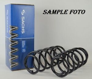 2x Sachs 998358 Front Suspension Coil Springs VOLVO S40 I V40 1.8/1.9D