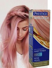 Prestige BB09 Semi Permanent Hair Toner Pink Rose Pearl No Ammonia