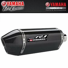 NEW YAMAHA YOSHIMURA® YZF-R1® Y-SERIES SLIP-ON MUFFLER YZF R1 2CR-E47A0-V0-00