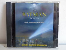 CD Album BO Film OST  batman trilogy JOEL MCNEELY ROYAL SCOTTISH NATIONAL ORCH
