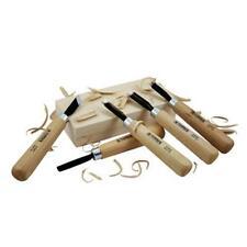 Narex 5pc Herramienta de Talla de madera conjunto de cincel de arranque de Carver 869200