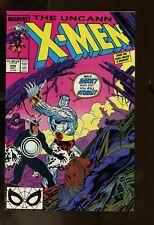 UNCANNY X-MEN #248 VF/NM 9.0 1st JIM LEE 1989 MARVEL COMICS
