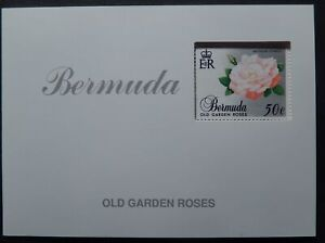 Bermuda Scott #575a, Booklet of 10, Mint OG Never Hinged