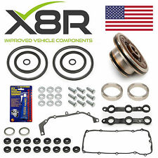 BMW 3 SERIES E46 1998-2005 DOUBLE TWIN DUAL VANOS SEALS REPAIR KIT WITH GASKETS